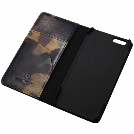 iPhone・iPad用、超個性的な本革ケース見つけた!